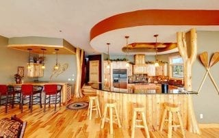 Up North Kitchen and Wet Bar